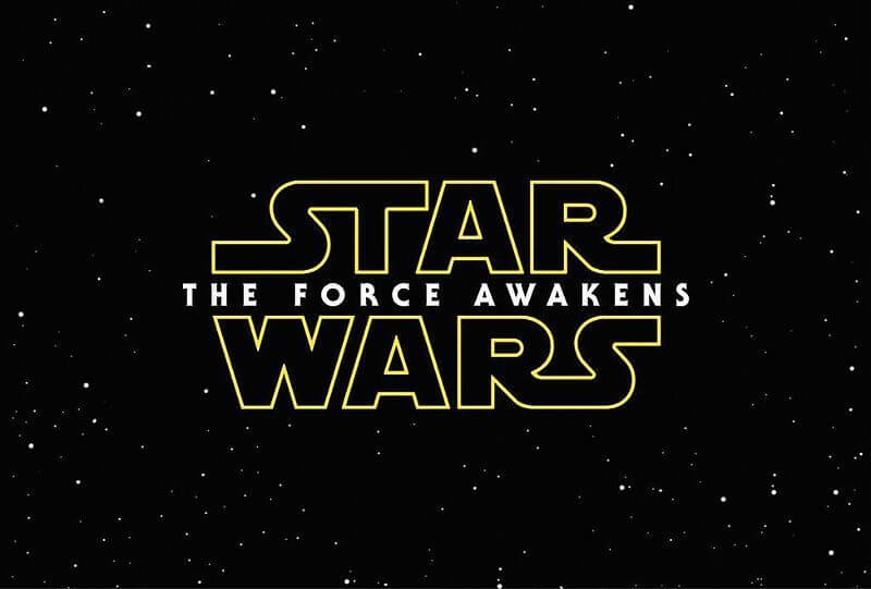 Start Wars The Force Awakens