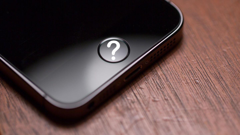 iphone 5s home button - O Botão home poderá ser eliminado do próximo iPhone