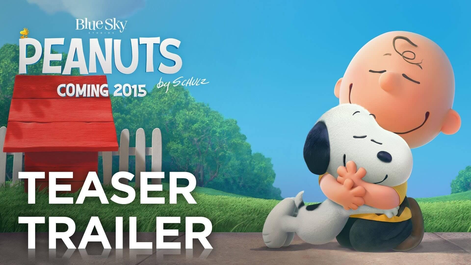 """smt peanuts capa - Confira o novo trailer de """"Snoopy e Charlie Brown: Peanuts, O Filme"""""""