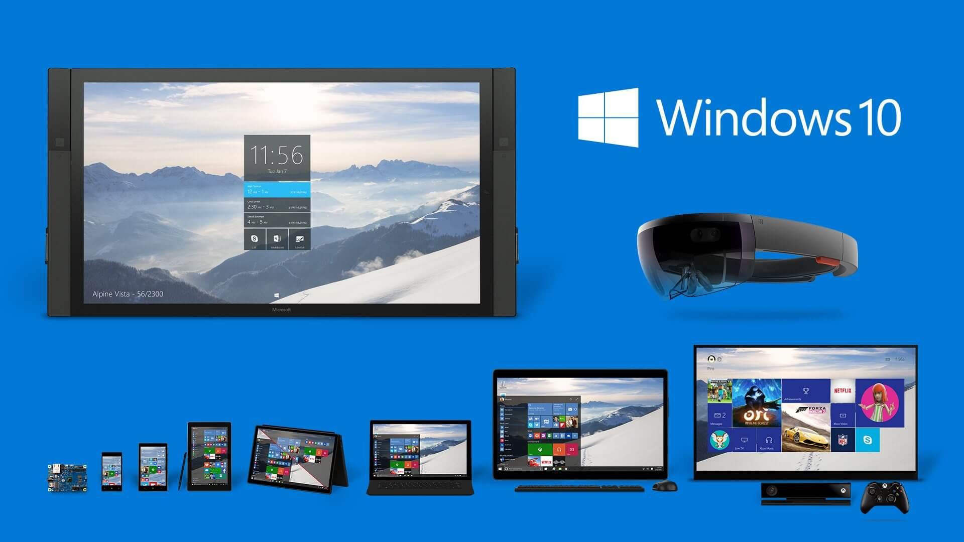 """smt windowsinsider w10 - Próxima atualização do Windows terá recurso similar ao """"Handoff"""" do OS X"""