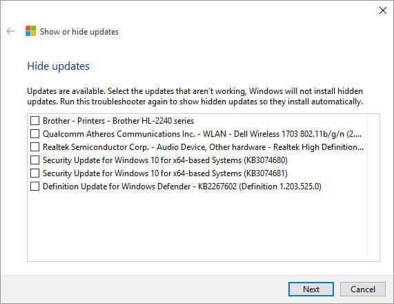 Ferramenta para bloquear atualizações no windows 10