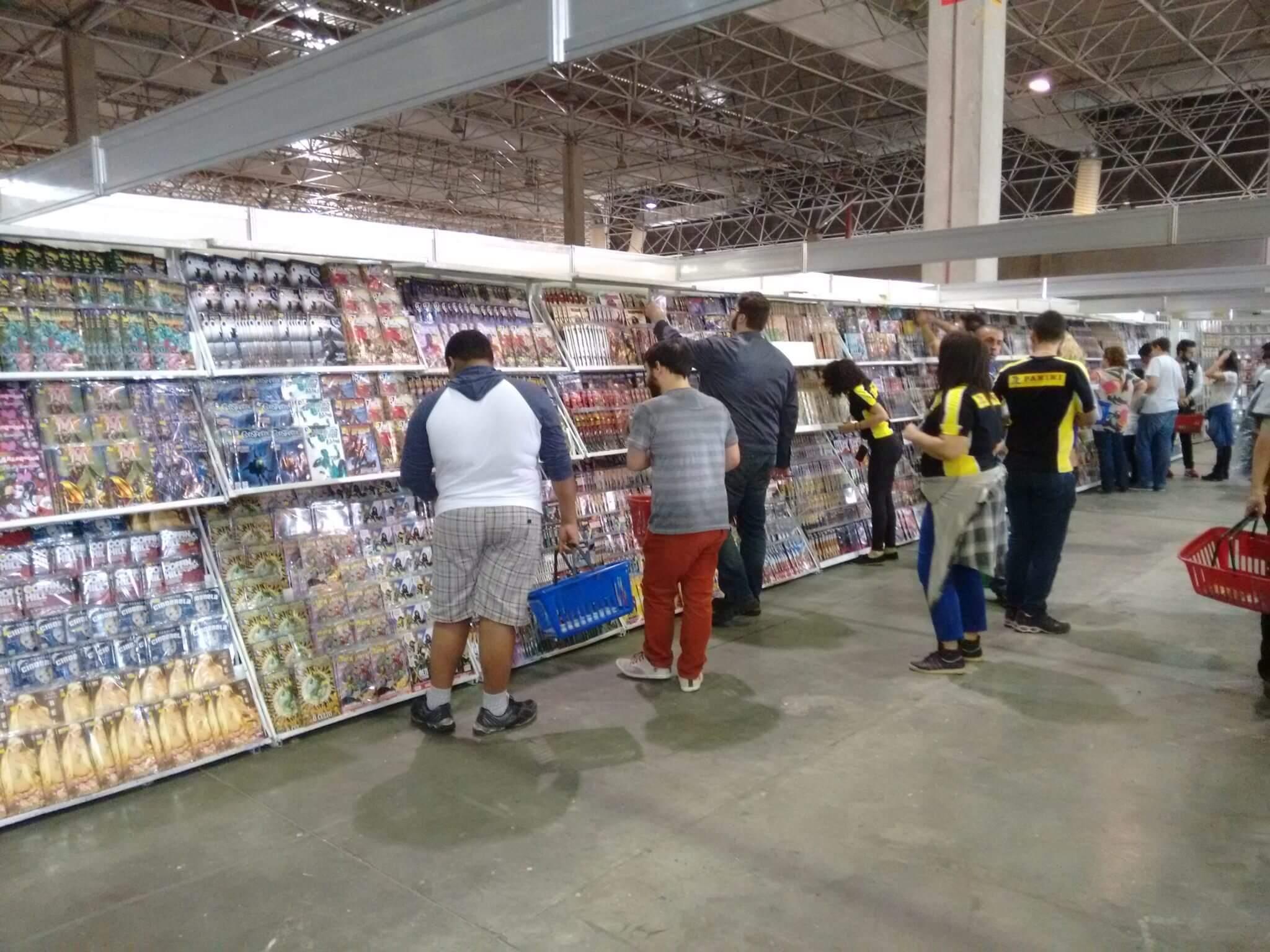 2015 07 17 13 53 25 - Começa a 21ª Fest Comix para os fãs de quadrinhos e mangás