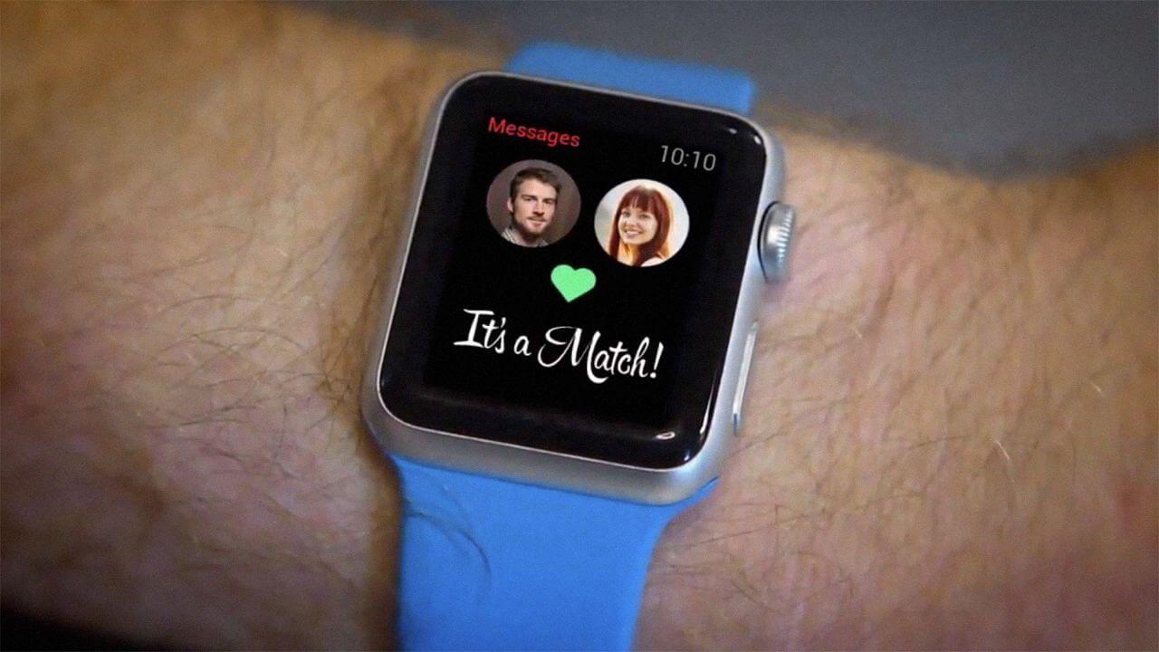 3048244 poster p 1 your heart does the swiping on hands free tinder app for apple watch - O que os olhos veem, o Tinder sente: app escolhe parceiros pelo batimento cardíaco