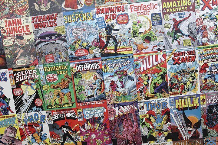"""hqs cosmic - Dupla cearense cria """"Netflix dos quadrinhos"""" para estimular o consumo de HQs"""