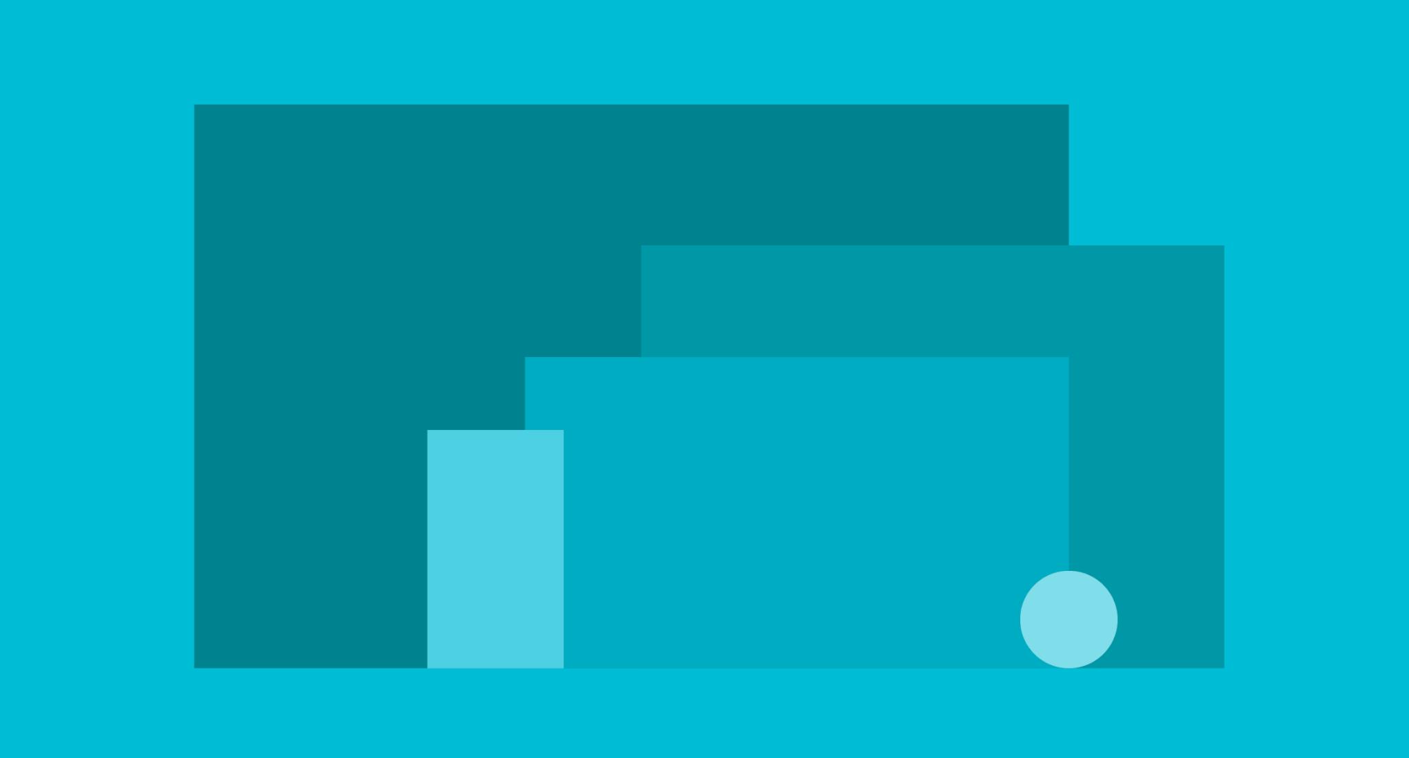 materialdesign introduction - Google cria framework para levar o Material Design para as páginas Web