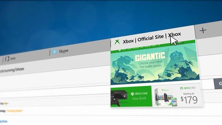microsoft edge the new windows 10 browser is announced at build 2015 720x405 - Microsoft Edge bate Google Chome em benchmarks de Javascript