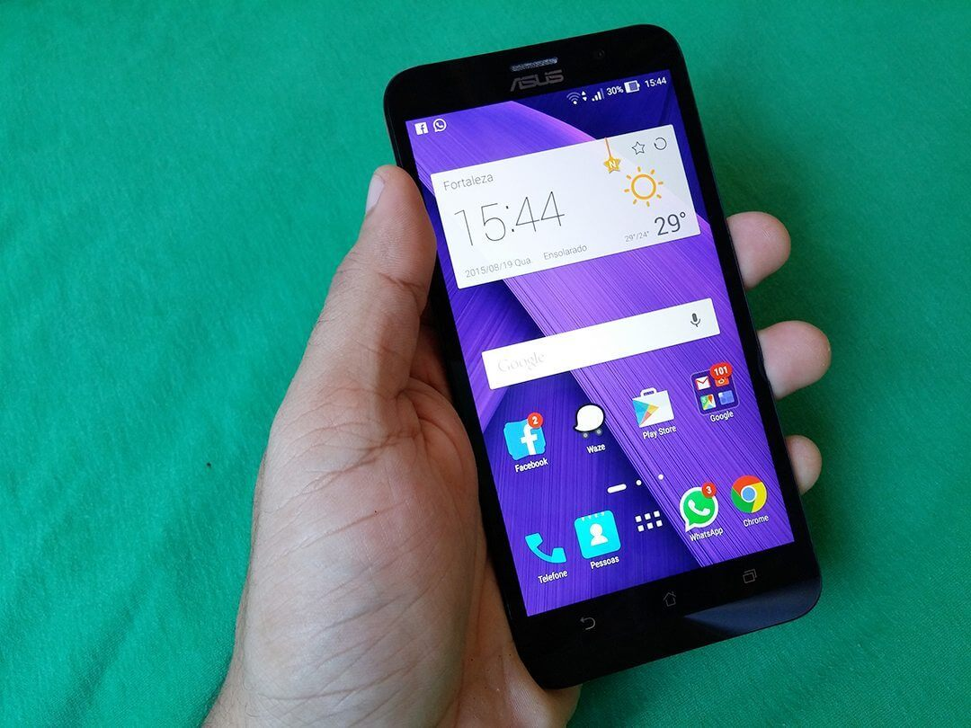 hands on zenfone 2 - Hands-on: Testamos o Zenfone 2, novo top da ASUS