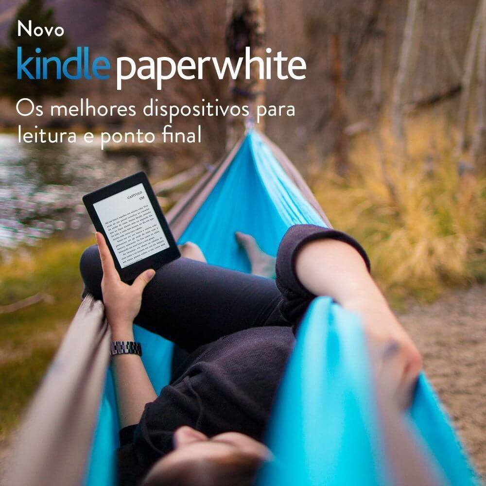 kindle relax - Review: Kindle Paperwhite 2015
