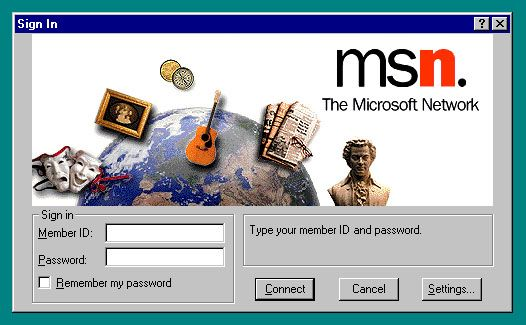 Msnwindows95. 0