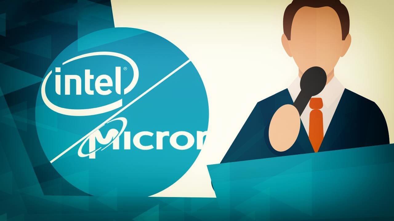 smt 3d xpoint capa - Intel e Micron anunciam memórias 3D XPoint, mil vezes mais rápidas que SSDs atuais