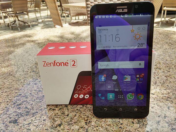 ASUS Zenfone 2 (ZE551ML) está com preço especial na Gearbest 3