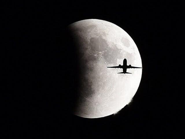eclipse sua jeff knox - Veja as fotos do eclipse total da superlua ao redor do mundo