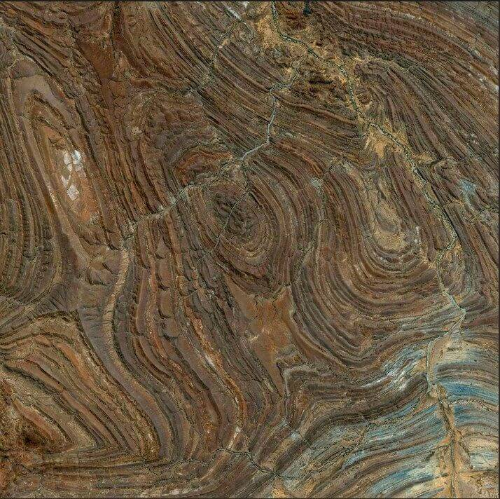 screenshot 12 - 17 imagens hipnotizantes da vista aérea da terra