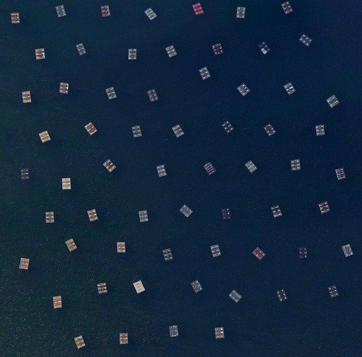 screenshot 15 - 17 imagens hipnotizantes da vista aérea da terra