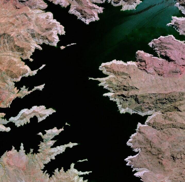 screenshot 3 - 17 imagens hipnotizantes da vista aérea da terra