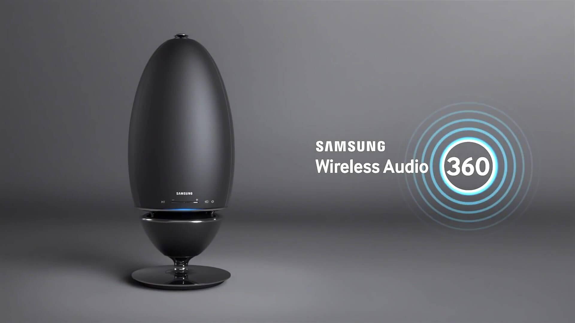 smt wirelessaudio360 capa - Já ouviu falar de som em 360 graus? Confira o Wireless Audio 360, novo lançamento da Samsung
