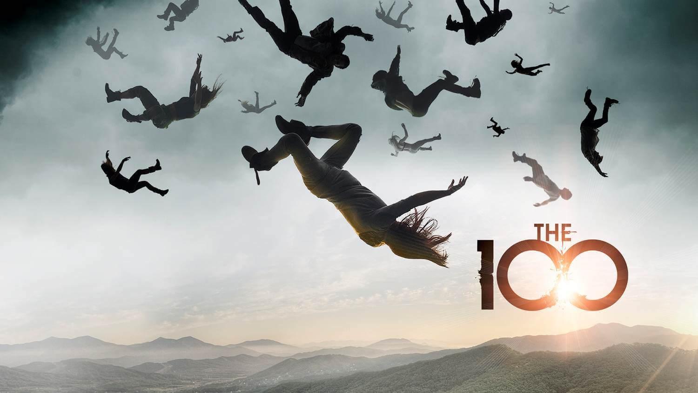 the 100 poster - The 100: episódio piloto