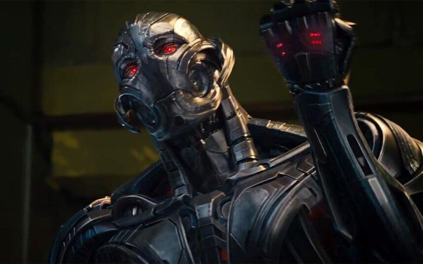 """ultron 3162962k - Fujam para as colinas: veja um robô falando """"f*ck you"""" em um programa de TV ao vivo"""