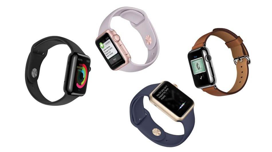 Seis novos comerciais são lançados sobre o relógio