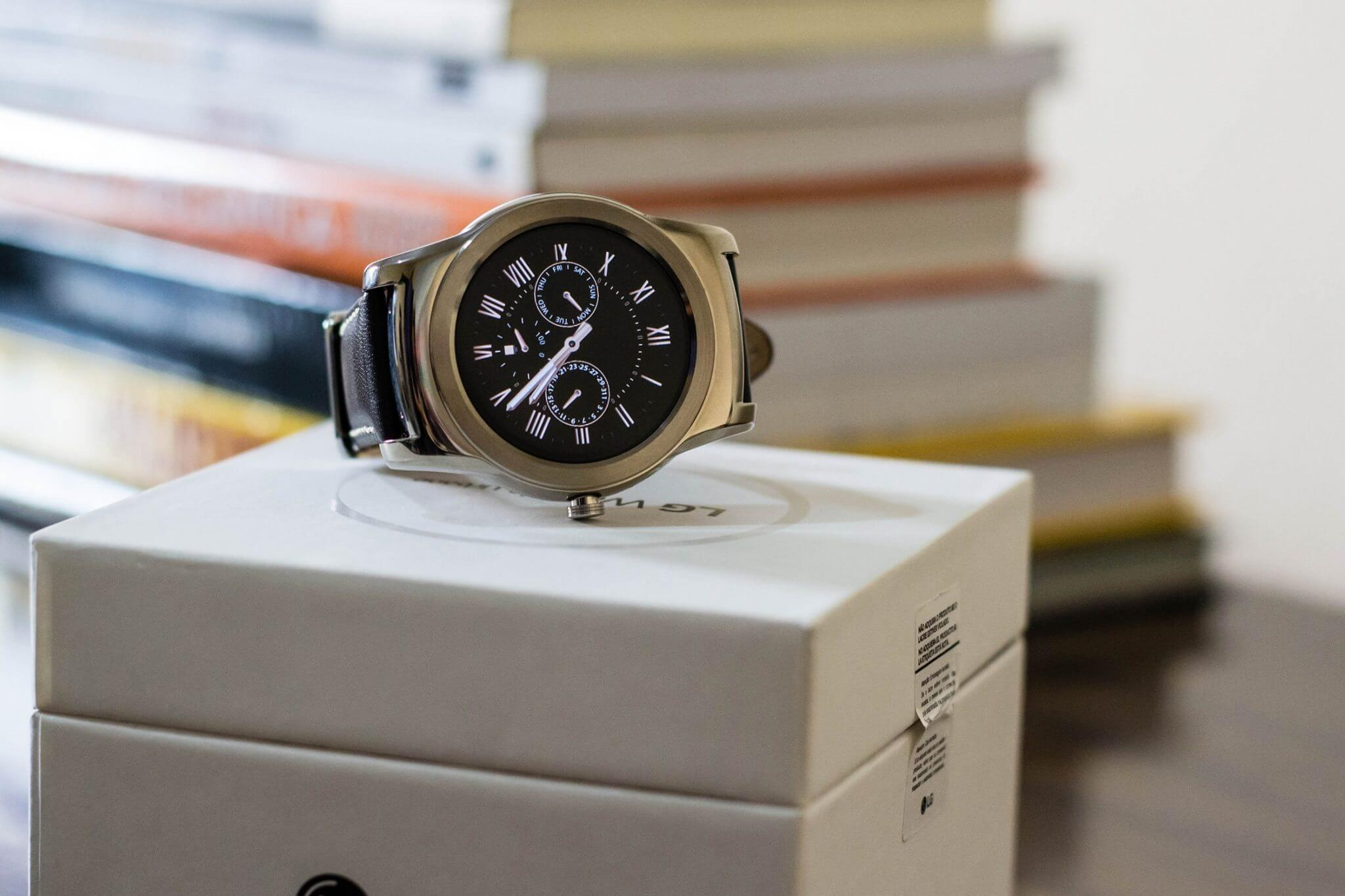Review LG Watch Urbane