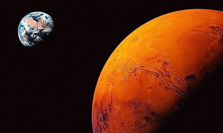 marte e terra 720x430 - Realmente podemos mandar humanos para Marte?