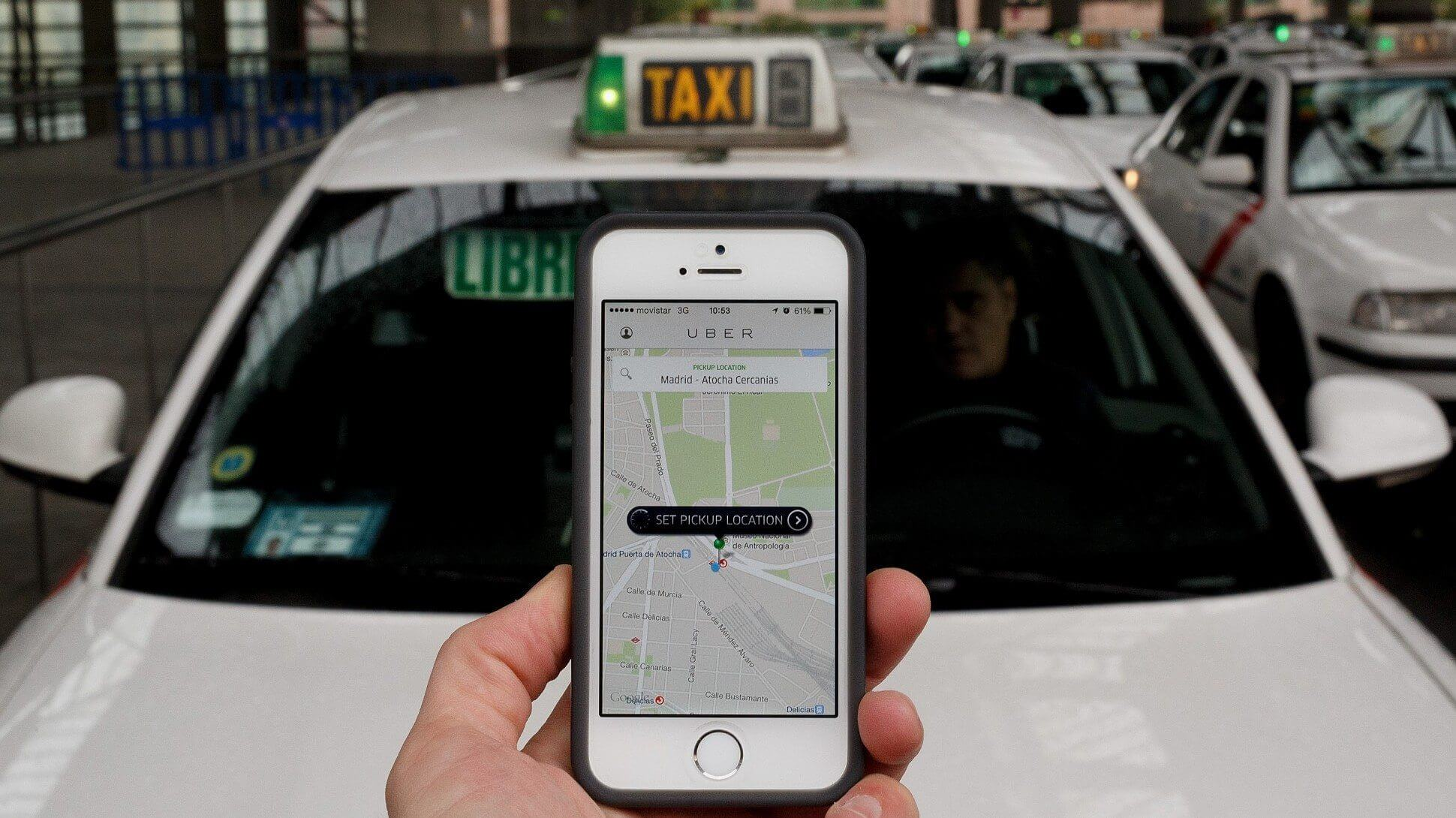 smt uber capa - Com decreto, prefeitura de São Paulo buscar regulamentar o Uber
