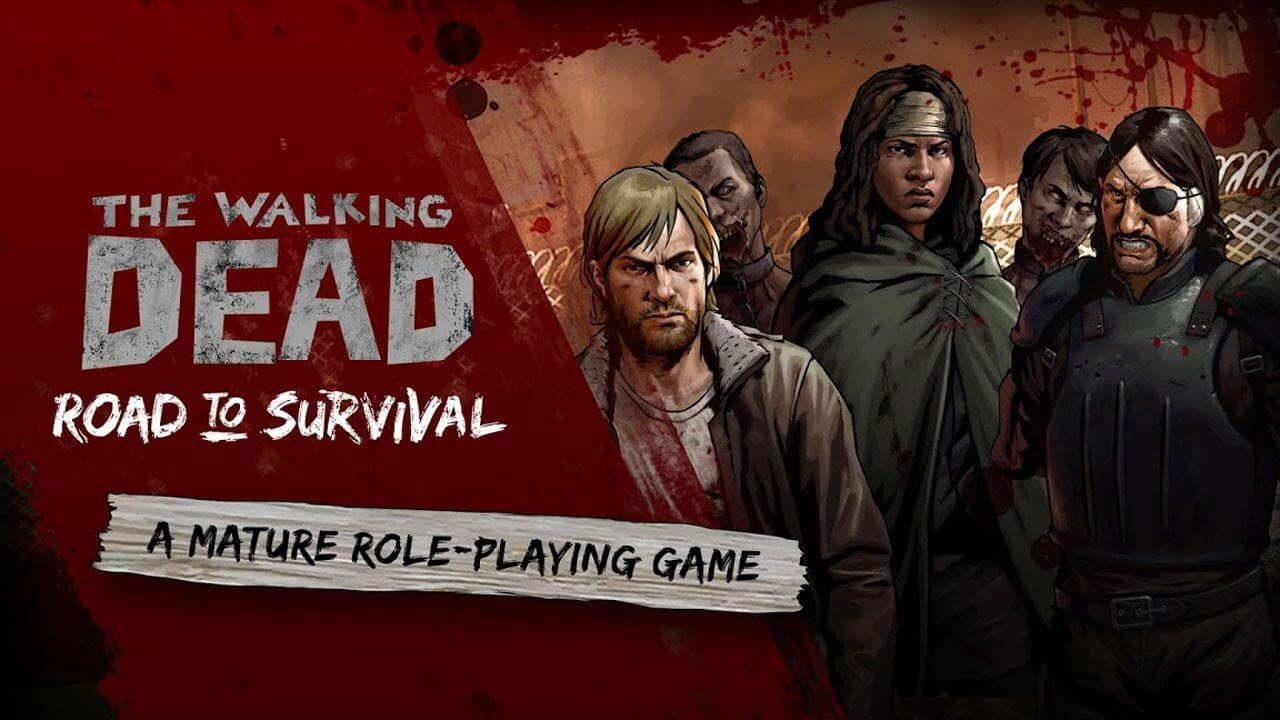 TWD Road to Survival a mature play game
