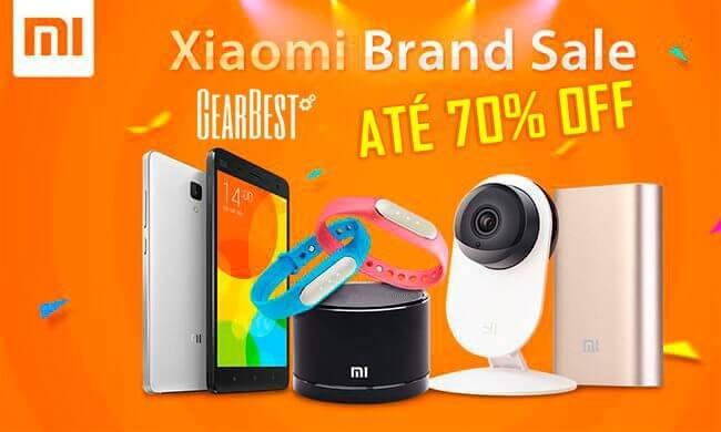 xiaomi gearbest - Compre vários produtos Xiaomi em promoção na GearBest