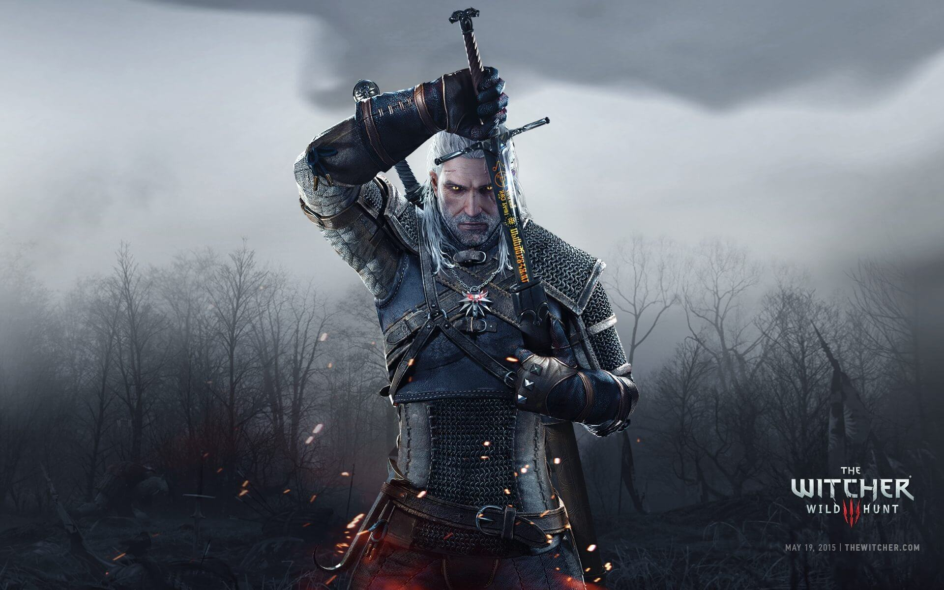 witcher3 en wallpaper wallpaper 7 1920x1200 1433245916 - The Witcher: ganhará filme em 2017