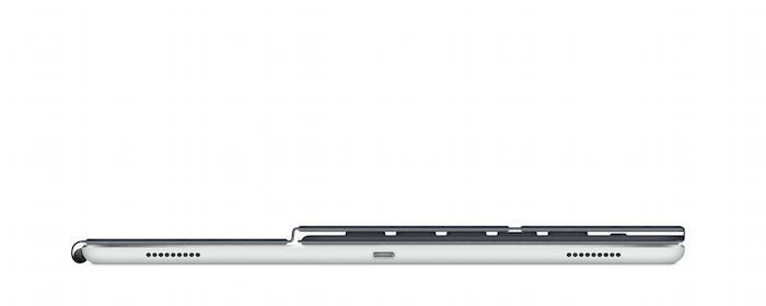 apple smart keyboard ipad pro - O que aconteceu com o design da Apple em 2015?