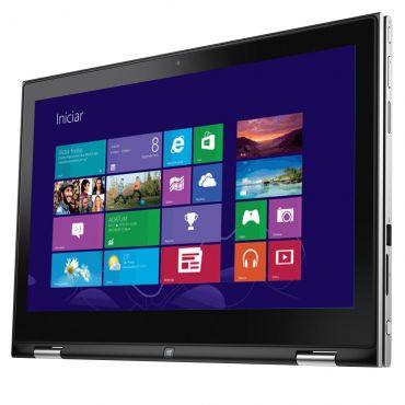 Notebook 2 em 1 dell com intel® core™ i7-5500u, tela 13,3 touch, 8gb de memória, 500gb hd e windows 8. 1 - i13-7348-b40 + office 365 personal
