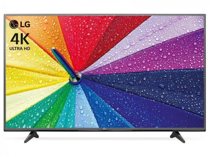 Smart tv led 4k ultra hd 43 lg 43uf6800