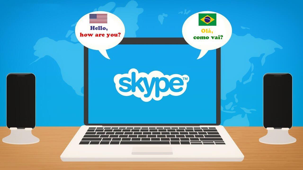 smt skypetranslator destaque - Skype Translator anuncia suporte para Português do Brasil