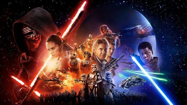 star wars full poster filme