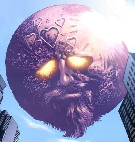 marvel adventures the avengers vol 1 12 page 00 ego earth 20051 - Guardiões da Galáxia 2 terá um dos personagens mais estranhos da Marvel