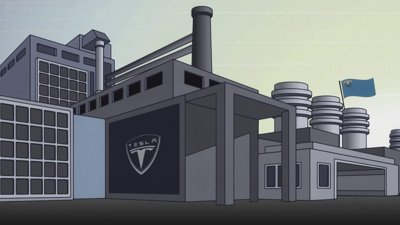 smt teslagigafactory capa - Metas atrasadas na Gigafactory podem render multa bilionária para Tesla