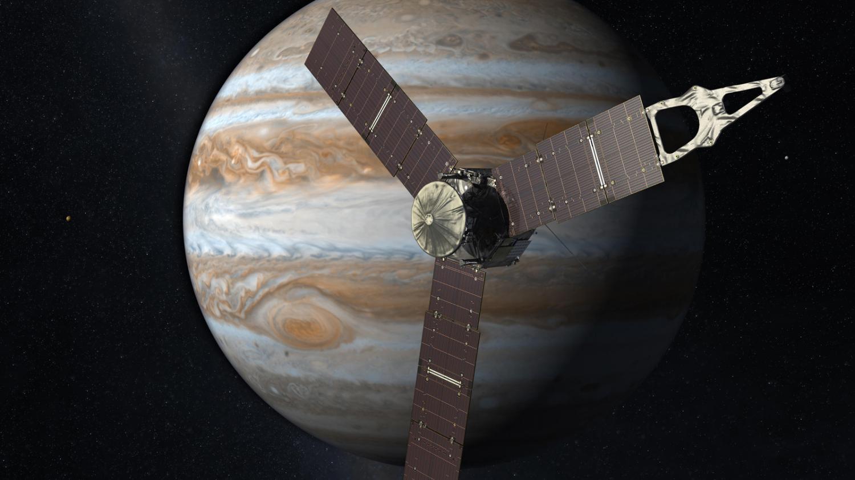 smt juno capa - Sonda Juno está próxima de começar a revelar os segredos de Júpiter