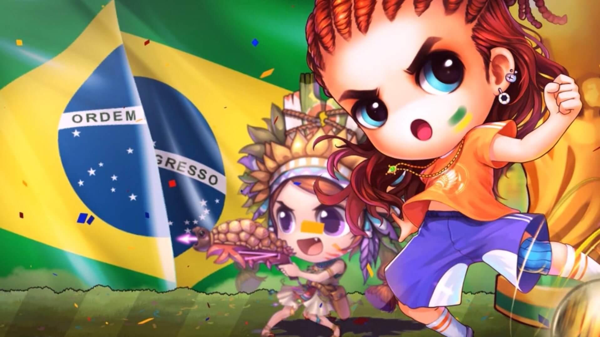 ddtank mobile brasil 2 - Game DDTank recebe versão em português para dispositivos Android