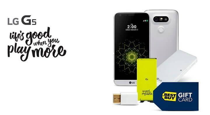 lg g5 pre venda best buy - LG G5 já tem preço e data de comercialização definidos; Saiba quanto ele vai custar