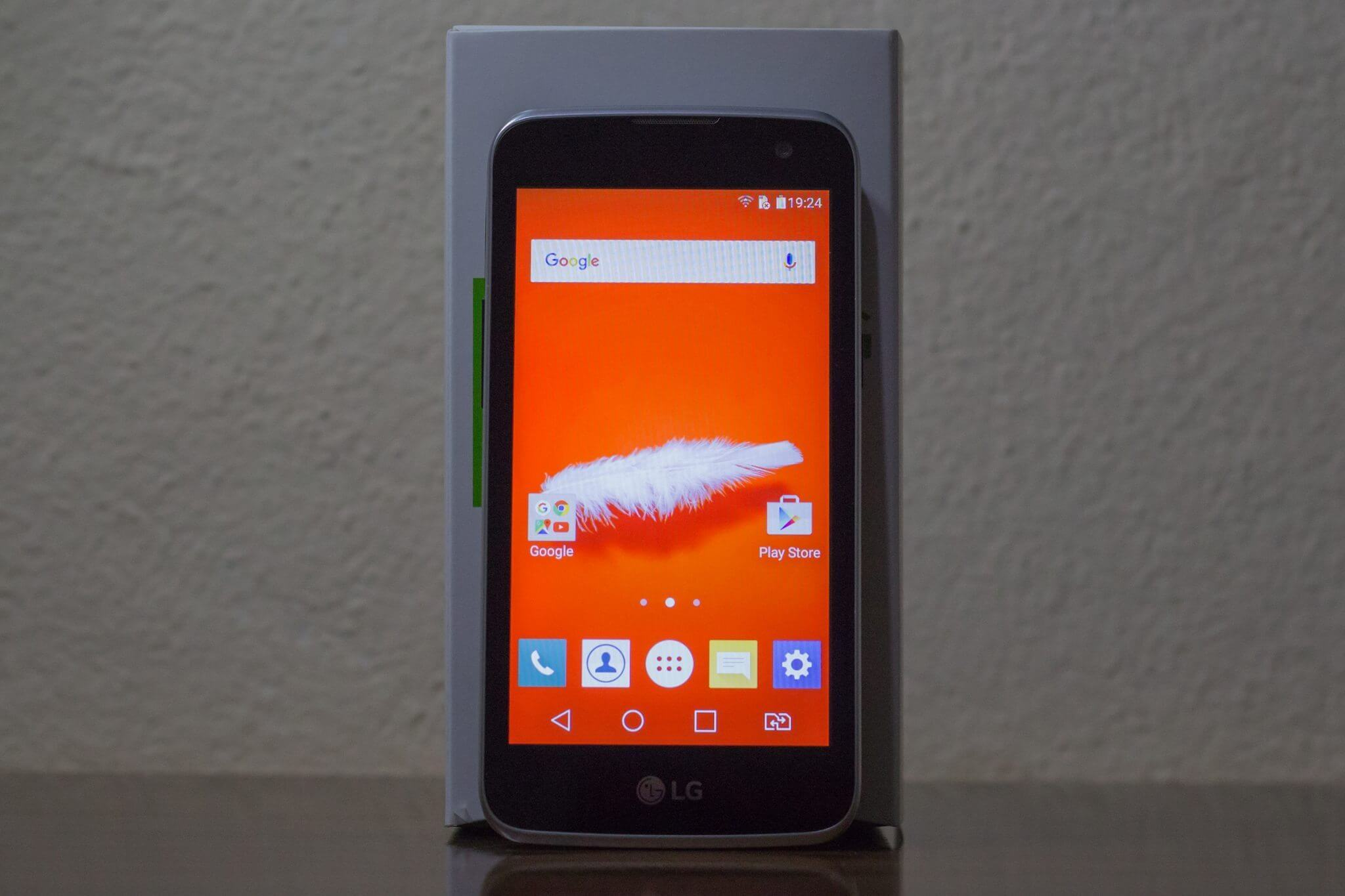 Review: LG K4