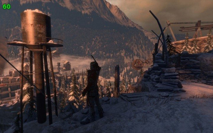 rise of the tomb raider 60 fps