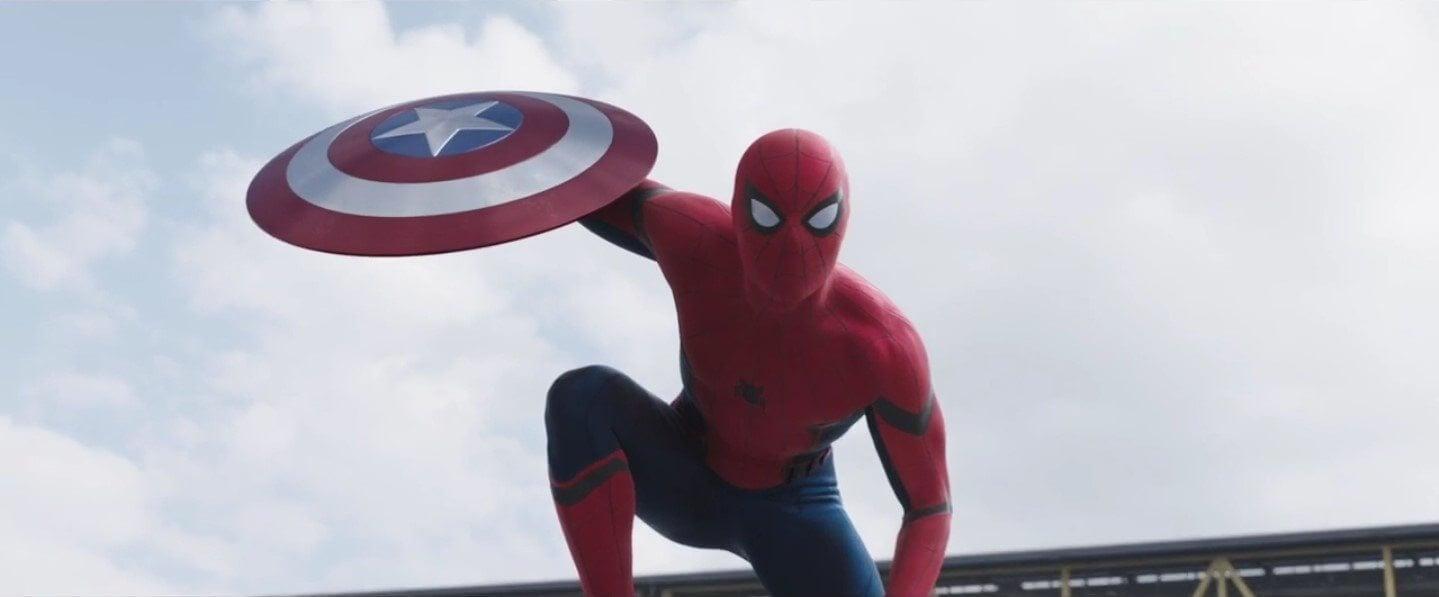 Homem-Aranha Capitão América: Guerra Civil