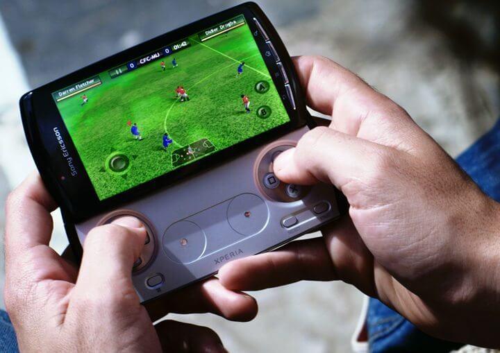 sony xperia play - Sony cria empresa para produzir jogos para smartphones novamente