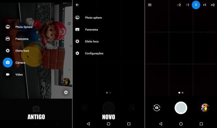 app de camera do google android n - App de câmera do Android N é liberado para todos os usuários; Saiba como baixar