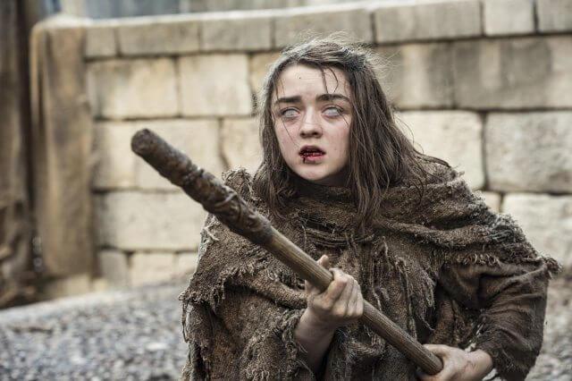 arya cega - Análise do episódio 6x01 de Game of Thrones: The Red Woman