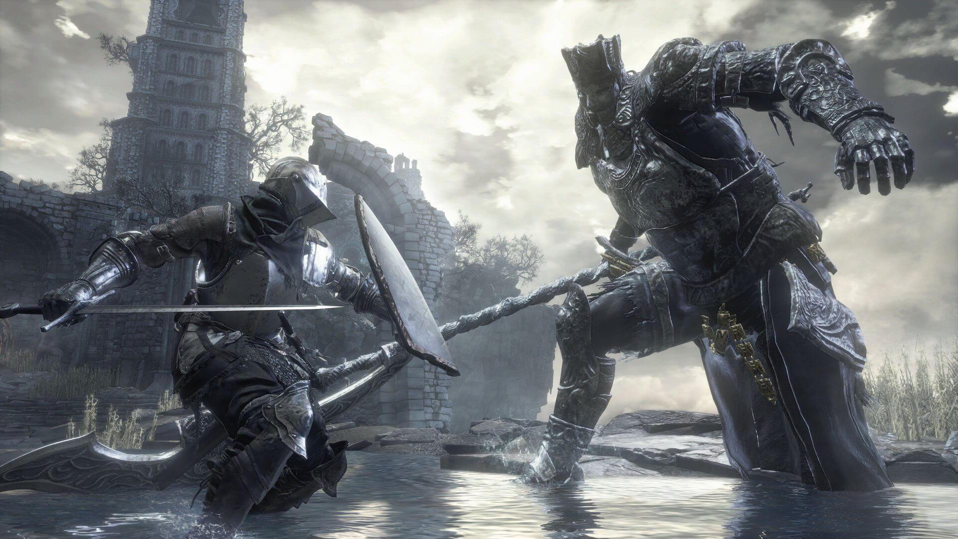 dark souls 3 bosses - Preparado para o game-over? Dark Souls III será lançado amanhã no Brasil