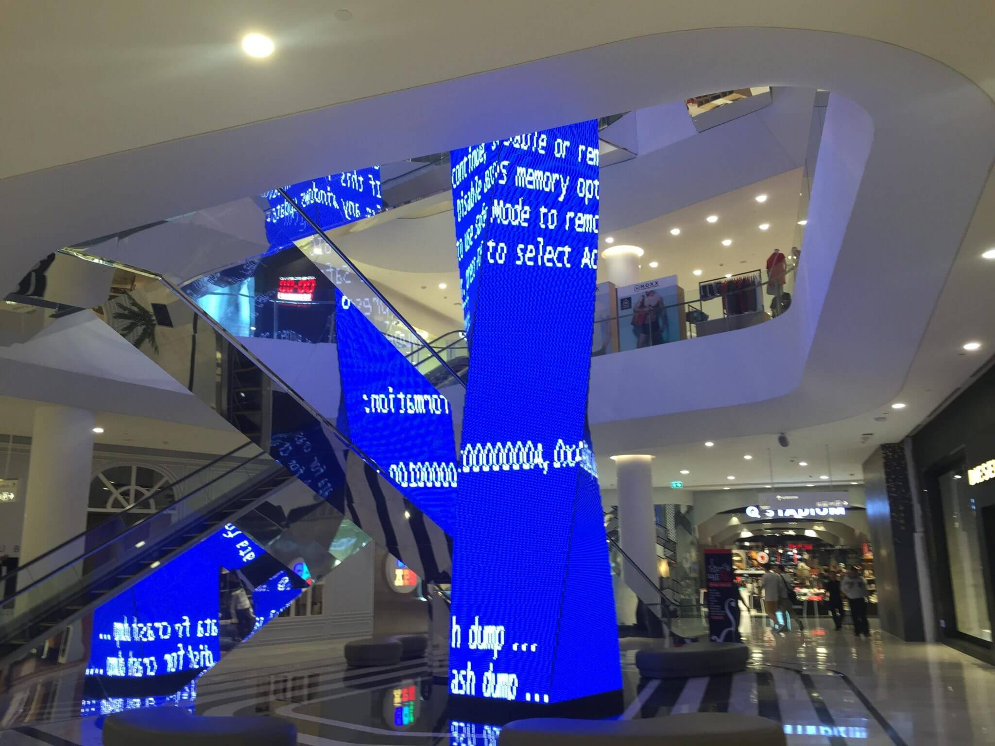 epic bsod - Tela Azul da Morte do Windows 10 ganha QR Codes