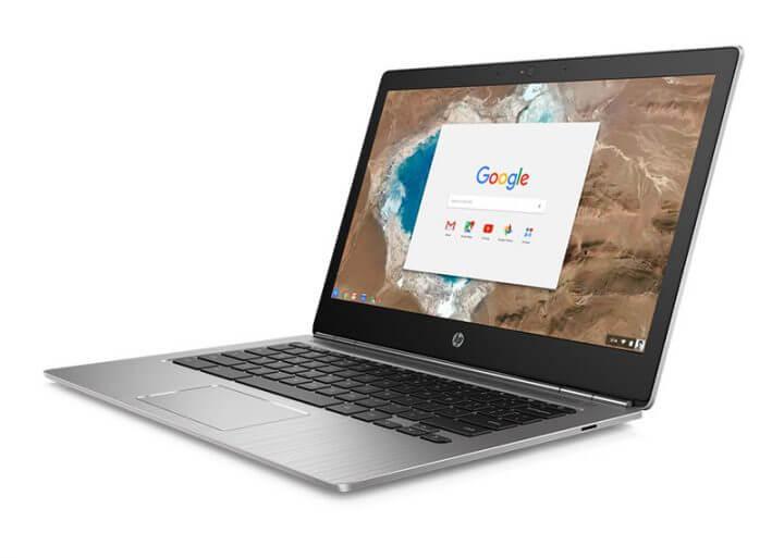 hp chromebook 13 2 720x513 - HP lança Chromebook poderoso e com design refinado