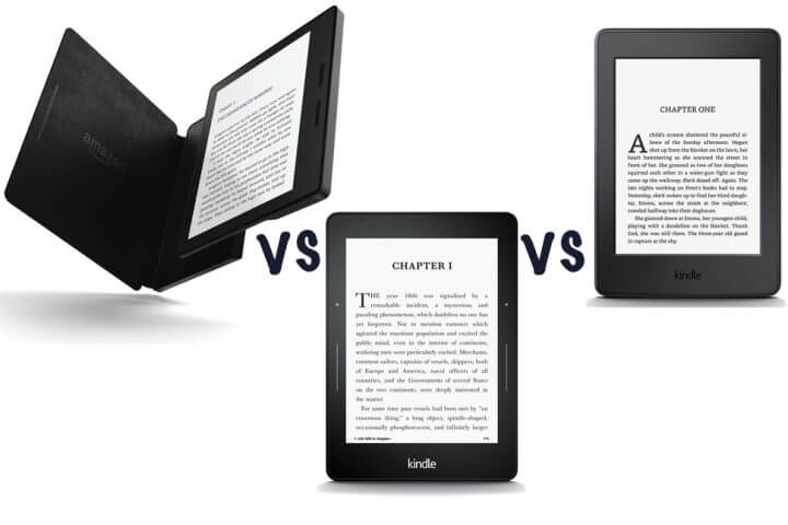 kindle-oasis-voyage-paperwhite
