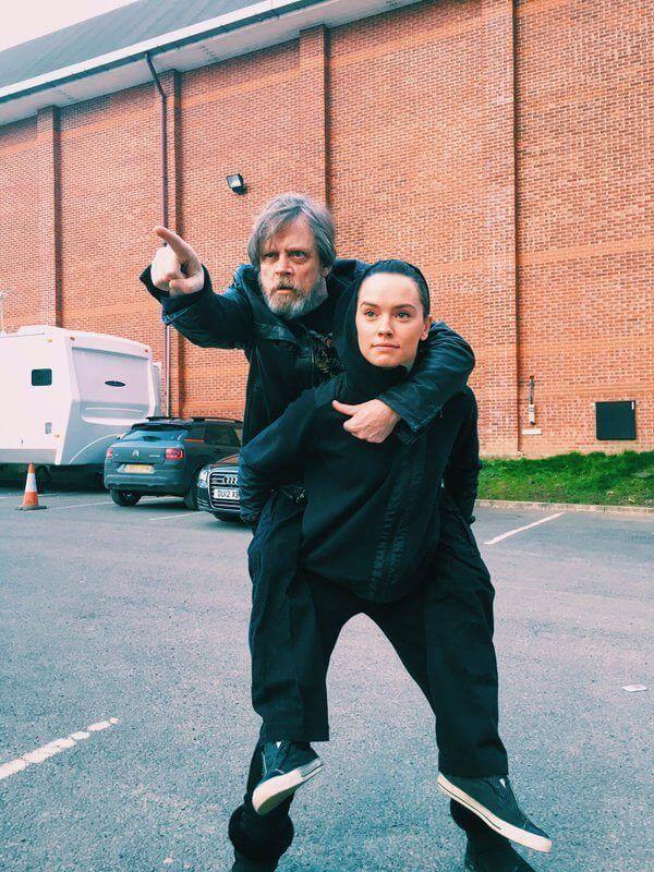 markhamilltwitter - Tudo que já sabemos sobre Star Wars: Episódio VIII